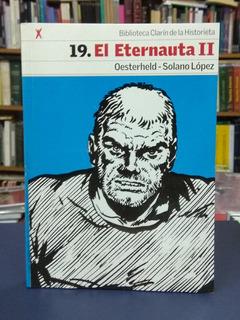 Eternauta 2 - Oesterheld / Solano López - Clarín