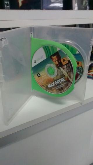 Jogo Do Xbox 360: Max Payne 3 . Frete Grátis!