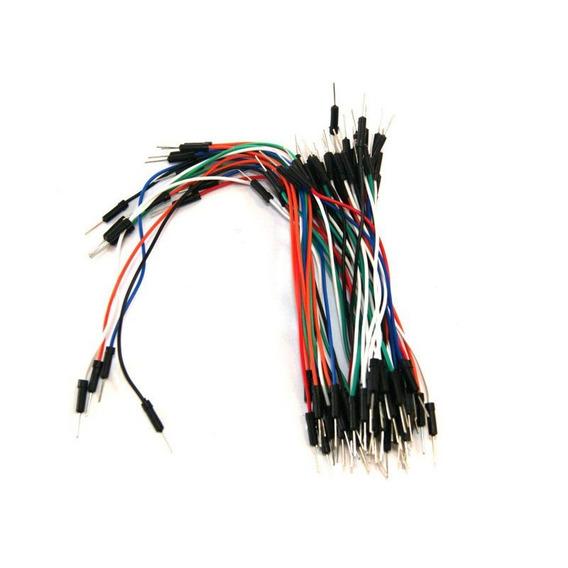Cables Proto Jumpers Jumper Macho Cdmx Electrónica
