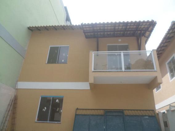 Casa Em Parada 40, São Gonçalo/rj De 58m² 2 Quartos À Venda Por R$ 205.000,00 - Ca334392