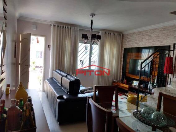 Sobrado À Venda, 185 M² Por R$ 600.000,00 - Vila Rui Barbosa - São Paulo/sp - So2432