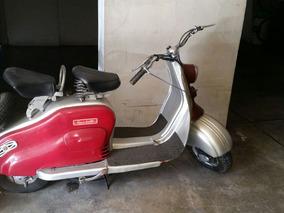 Siambretta Año 1960 125 De Luxe