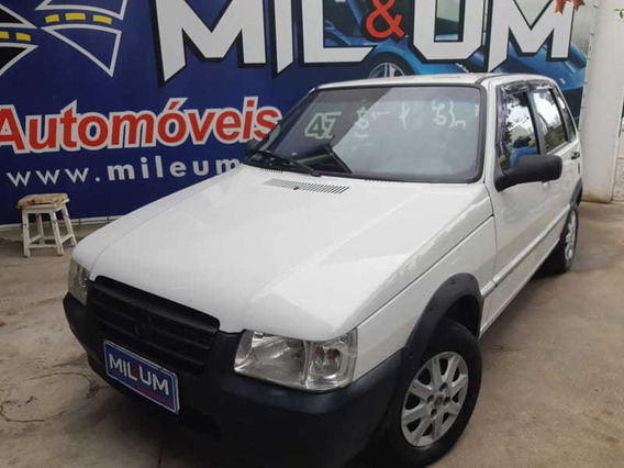 Fiat Uno Mille 1.0 I E 4p