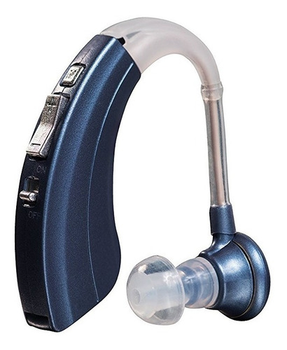 Audífono Con Pilas Amplificador De Audiencia Para Sordos
