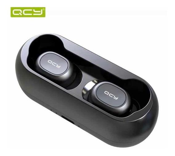 Fone De Ouvido Qcy Qs1,tws Bluetooth Earphones