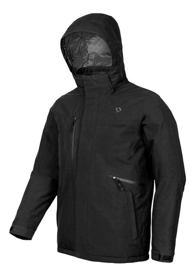Campera Insulated Bosco Hombre Termica Impermeable 10k