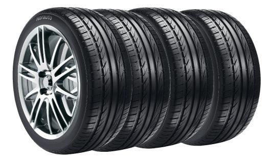 Combo X4 Neumaticos Pirelli 235/60r16 Scorp Satr 100