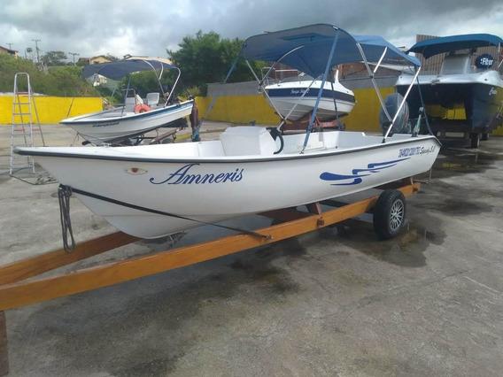 Lancha Speed 5.0 17 Pés Yamaha 40 Hp - Taxi Boat E Fishing