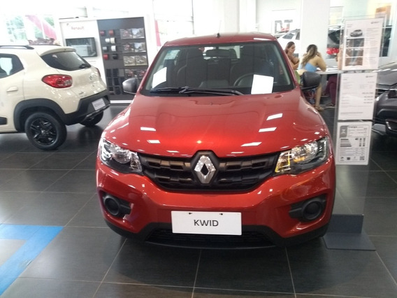 Renault Kwid 1.0 12v Zen Sce 5p 2020