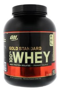 Whey Gold Starndard 2.270kg(5lbs) + Galão Integral 2.2l