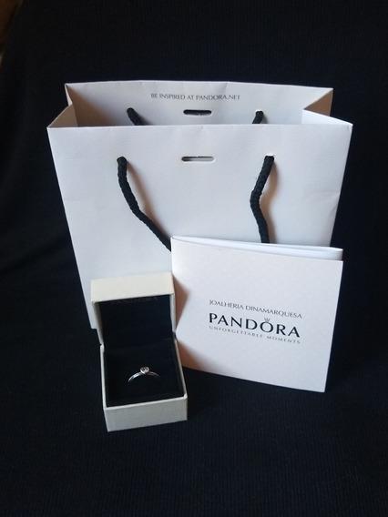 Anel Pandora Eterno Coração