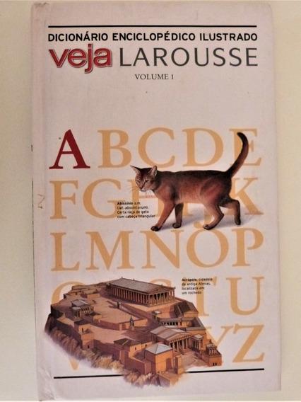 Livro: Veja Larousse Dicionário Enciclopédico 11 Volumes