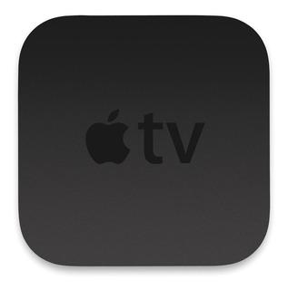 Streaming media player Apple TV 4th Generation A1625 de voz 64GB negro con memoria RAM de 2GB