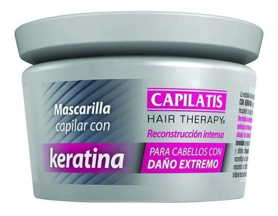 Capilatis Mascarilla Capilar Con Keratina 170g