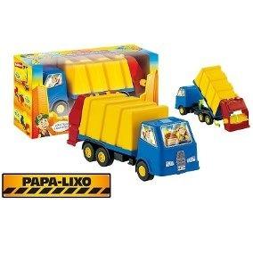 Papa Lixo - Caminhão De Lixo Brinquedo