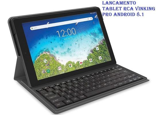 Tablet Netbook Com Teclado Rca Viking Pro 32gb Tela 10 + F G
