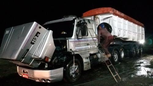 Scania 113 Ls Com Ar 113 Ls