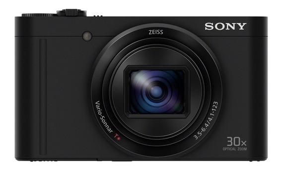 Sony Cyber-shot WX500 compacta color negro