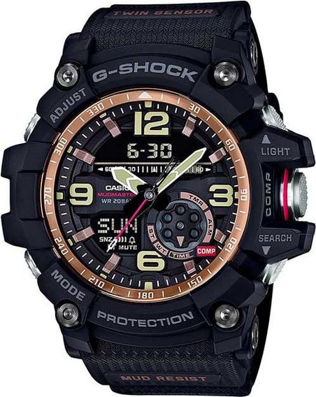 Relógio Casio G-shock Mudmaster Gg-1000rg-1adr