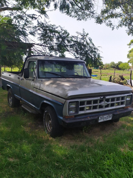 Ford F-1000 1987