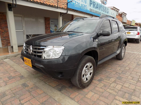 Renault Duster Expression 1.6 Mt Aa 4x2