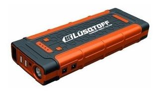 Cargador Batería Arrancador Auto Usb Lusqtoff Pq-500 Luz Led