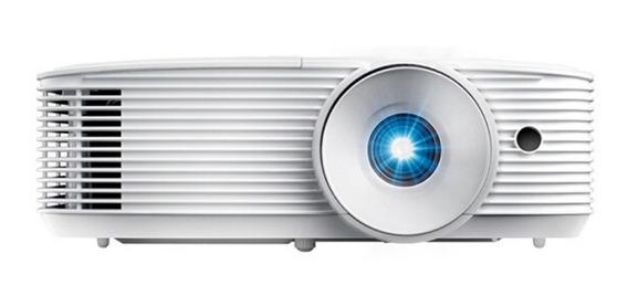 Projetor Optoma S343 3600 Lumens Svga Contraste 22000:1 Hdmi