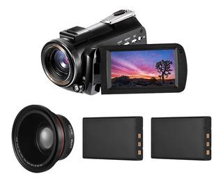 Andoer Ac3 4k Uhd 24mp Digital Vídeo Cámara De La Videocá