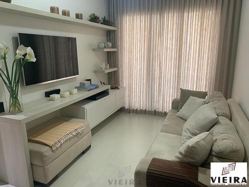 Imagem 1 de 15 de 02 Vagas De Garagem,02 Dormitórios. - 3146-1