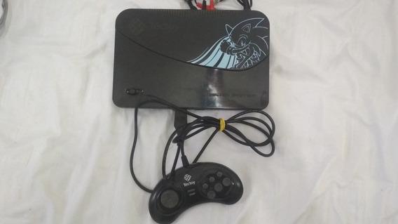 Master System Completo 132 Jogos + Controle Original