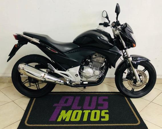 Honda Cb 300 Preta Moto Sem Detalhe