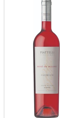 Vino Piattelli Rosé De Malbec 750ml Local