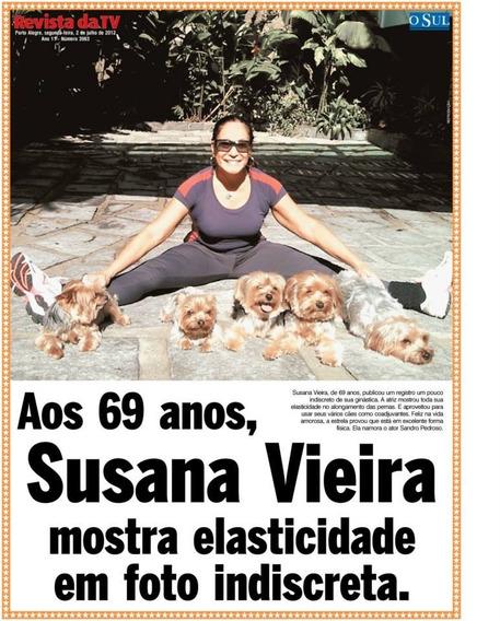 Susana Vieira - Material De Revistas 05