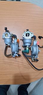 Carburador Plantas Eléctricas Con Sistema De Gas