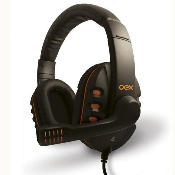 Headset Gamer Action Extra Conforto Hs200 Oex