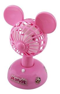 Mini Ventilador Portatil A Pilha Criança Infantil Menina Min