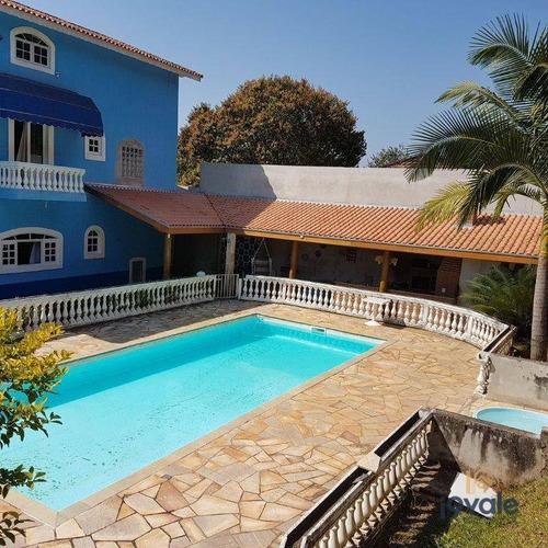 Chácara Residencial À Venda - Serrote - São José Dos Campos. - Ch0030