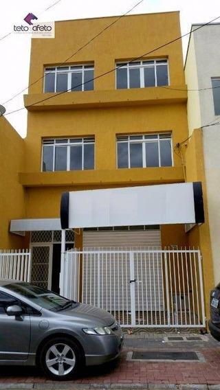 Prédio À Venda, 453 M² Por R$ 1.100.000 - Centro - Atibaia/sp - Pr0005