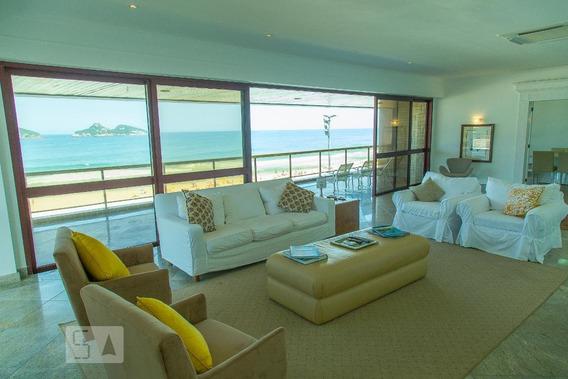 Apartamento Para Aluguel - Jardim Oceânico, 5 Quartos, 320 - 893008767