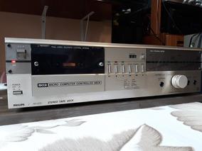 Tape Deck Philips Aw 620 Com Defeito