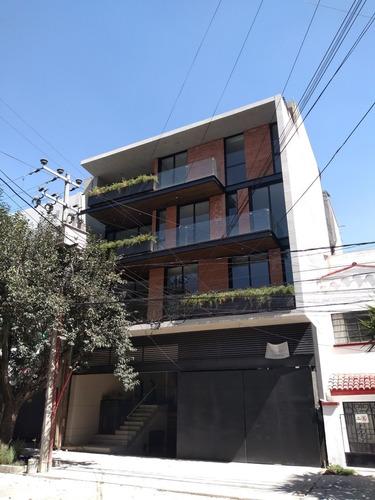 Imagen 1 de 12 de Departamentos En Venta Narvarte Pestalozzi 950