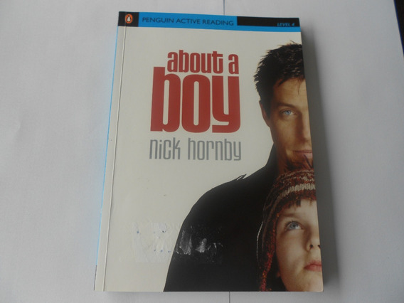 About A Boy - Livro - Penguin Reading Level 4
