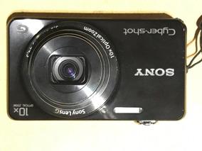 Sony Cyber-shot Dsc-wx220b Black Usada !!! Oportunidade