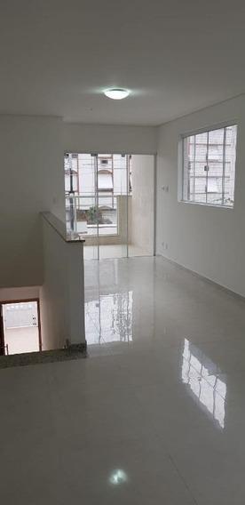 Casa Em Embaré, Santos/sp De 90m² 2 Quartos À Venda Por R$ 540.000,00 - Ca222246