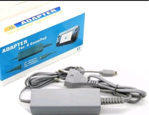 Adaptador Gamepad Wii U A 220 Volts Directo