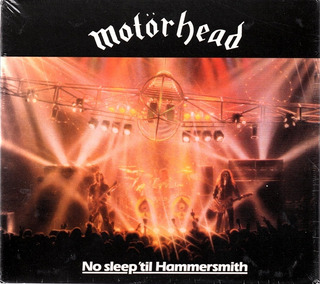 Motorhead No Sleep