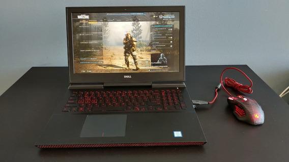 Notebook Gamer Dell 15 Gaming 7567