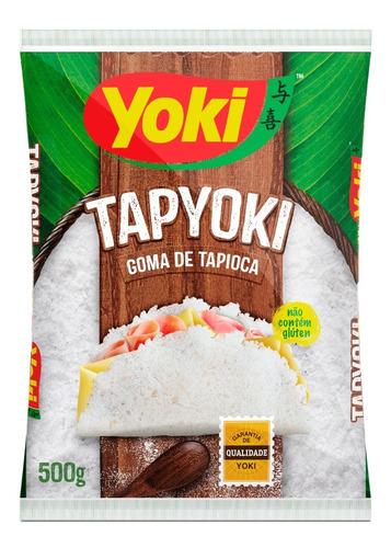 Imagen 1 de 5 de Tapioca Goma Yoki 5 Piezas