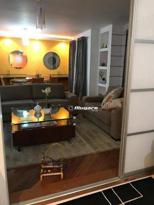 Apartamento Com 3 Dormitórios À Venda, 180 M² Por R$ 1.200.000 - Vila Moreira - Guarulhos/sp - Ap2719