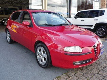 Alfa Romeo 147 2.0 16v Gasolina 4p Automático